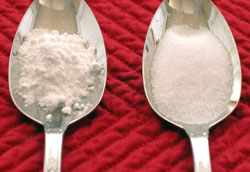 Cream of Tartar vs Tartaric Acid