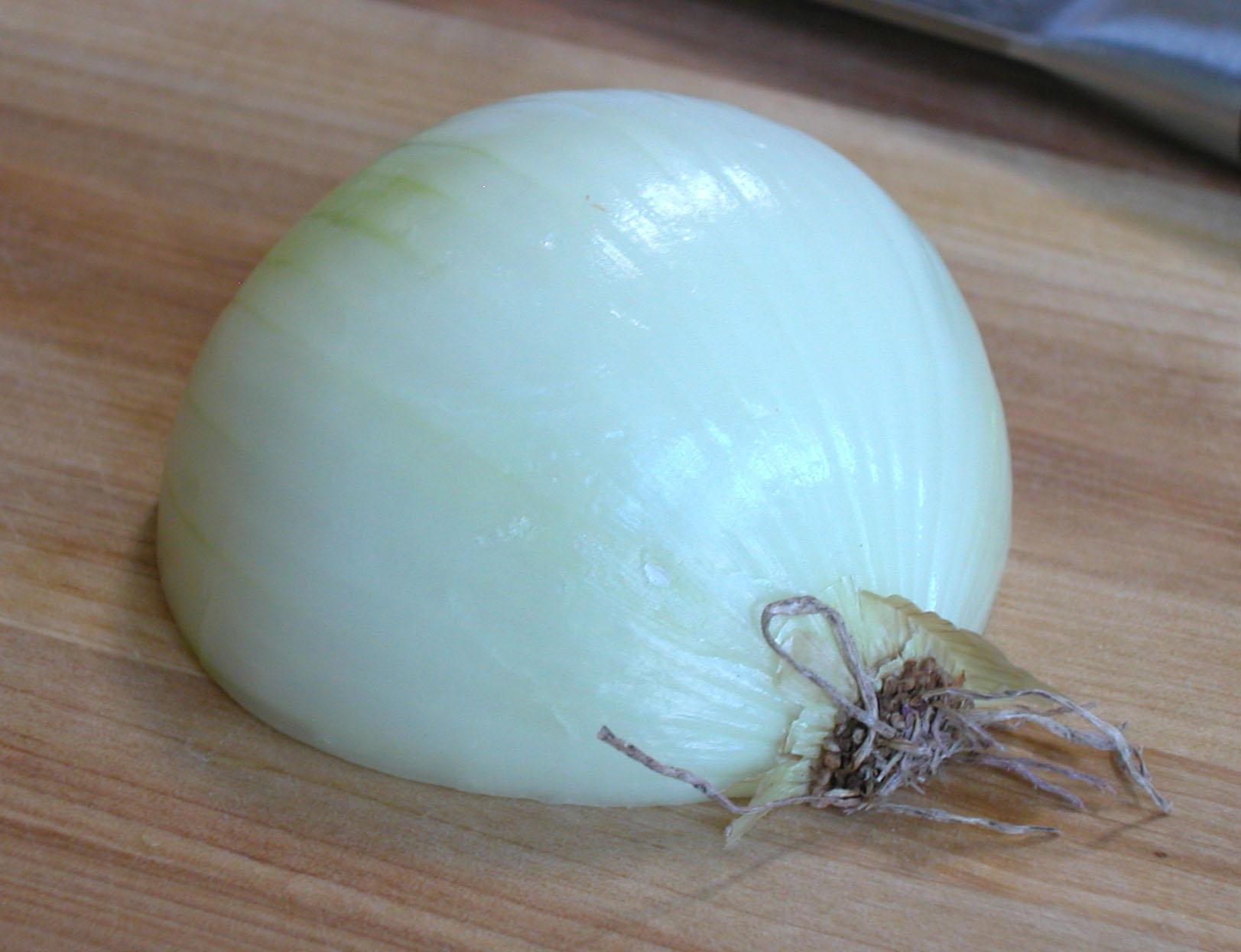 Dicing Onion 1